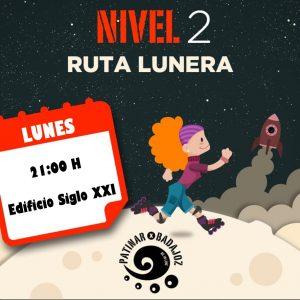 Ruta LUNERA (Nivel 2) @ Edificio Siglo XXI | Badajoz | Extremadura | España